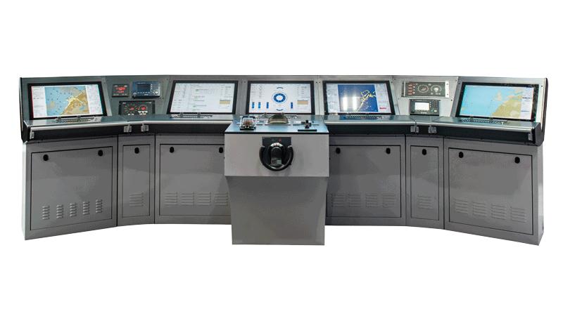 Integrated Bridge System IBS