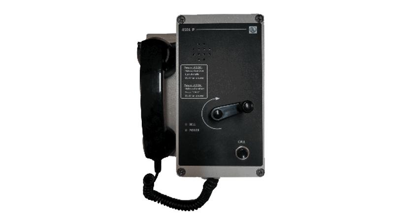 Self powered telephone